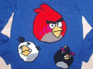 Angry birds knitting patterns free
